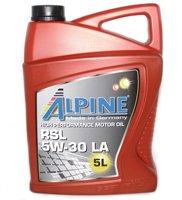Alpine-RSL-5W30-LA