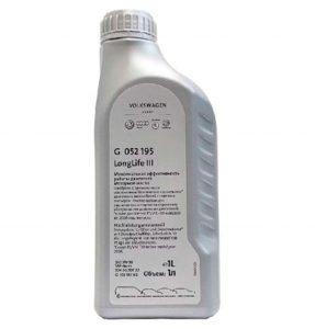 оригинальное масло 504/507 допуск