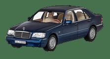 Mercedes S W140 (91-98г.)