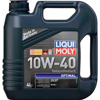 10W-40 Liqui Moly Optimal