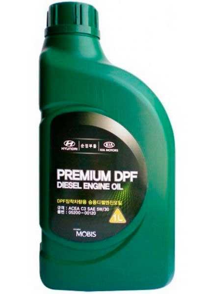 Hyundai-Kia Premium DPF Diesel 5w 30