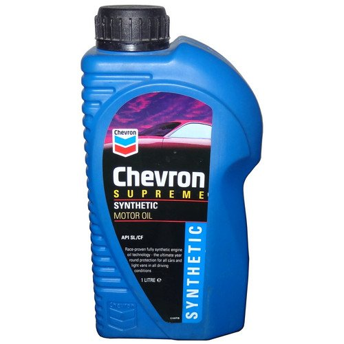 Chevron Supreme Synthetic 5W-20