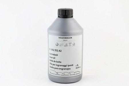 Масло трансмиссионное VAG Gear Oil, 1 л (G052512A2)