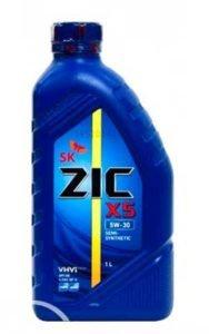 ZIC-X5-5W-30