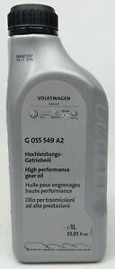 Трансмиссионная жидкость ATF G 055 549 A2