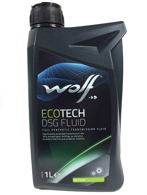 Масло Wolf DSG Ecotech