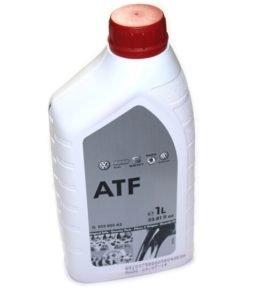 масло в АКПП 09G (TF60SN)