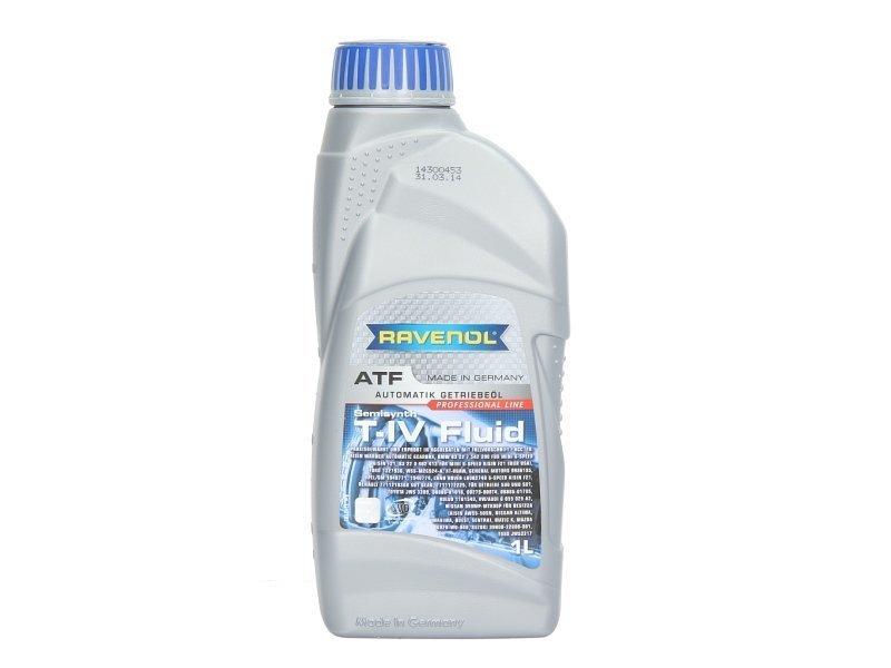Масло Ravenol ATF T-IV Fluid