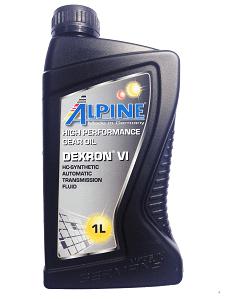 Масло Alpine ATF DEXRON VI /