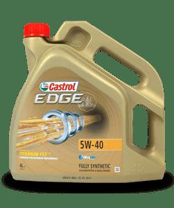 Castrol EDGE 5W-40