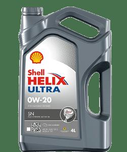 Shell Helix Ultra 0W-20