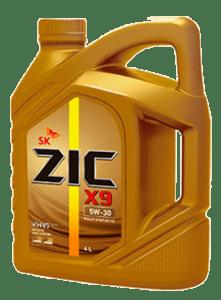 ZIC X9 5W-30
