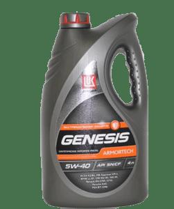 Лукойл Genesis Armortech 5W-40