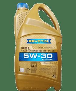 RAVENOL FEL SAE 5W-30