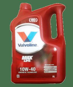 Valvoline Maxlife Diesel 10W-40