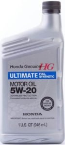 Honda HG Ultimate 5W-20