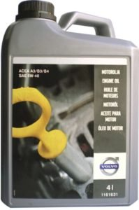 Volvo ENGINE OIL 5W-40