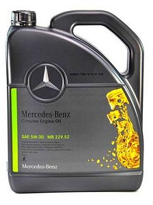 Mercedes Benz Genuine Engine Oil 5W30 MB229.52