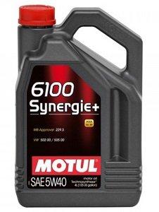 Motul 6100 Synergie+ 5W40