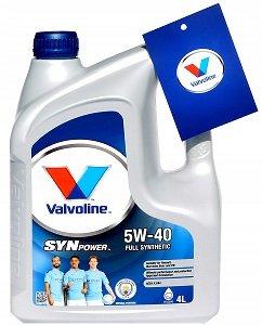 Valvoline SynPower 5W40