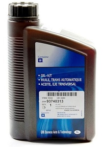 GM ATF fluid III G