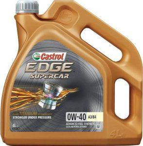 Castrol EDGE Supercar A3/B4 0W-40