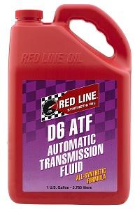 Redline D6 ATF