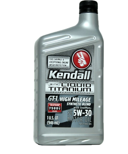 KENDALL GT-1 5W-30
