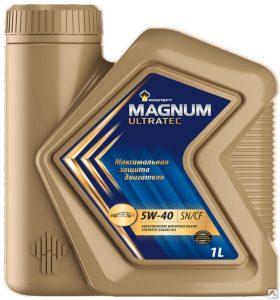 Роснефть RN Magnum Ultratec 5W-40