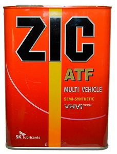 ZIC ATF MULTI VEHICLE